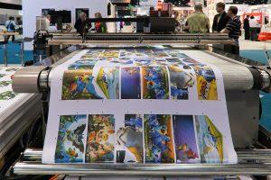 wide printing